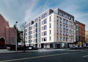 1065 tremont street apartments phase ii boston real estate collaborative residential retail development project haycon construction