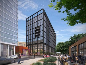 401 park drive landmark center expansion development project fenway boston samuels and associates