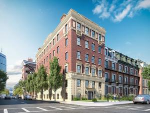 The lydon 401 beacon street boston back bay luxury condominiums residences for sale georgantas design development new construction luxury