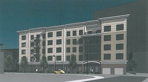 46 hichborn street brighton boston proposed condominium residential development mbta commuter rail boston landing