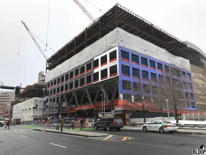 The hub on causeway development td garden boston