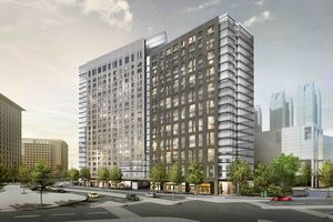 399 congress street apartments retail new tower building development crescent heights seaport district fort point boston sausage parcel.0