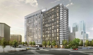 399 congress street apartments retail new tower building development crescent heights seaport district fort point boston sausage parcel