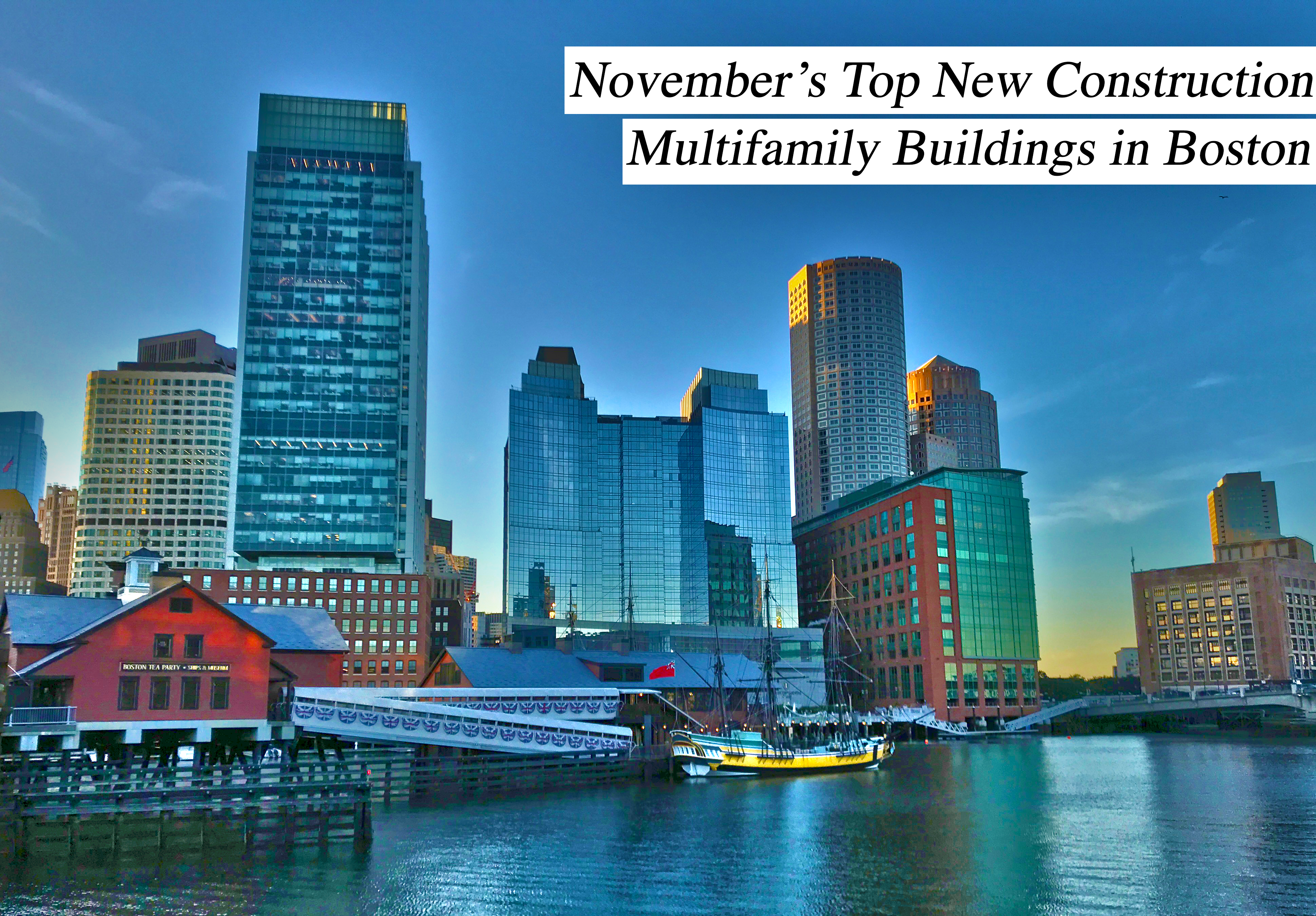 November top multifamily