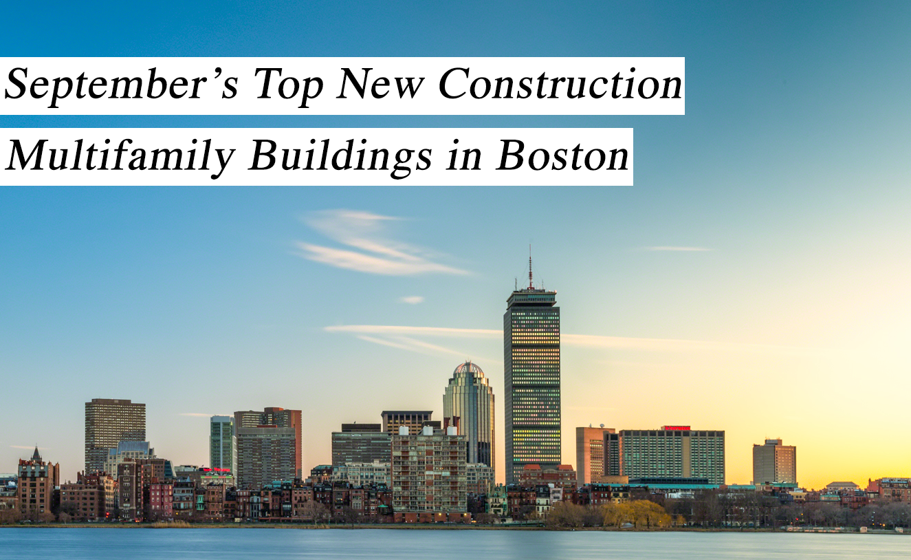 Septembers top new multifamily buildings