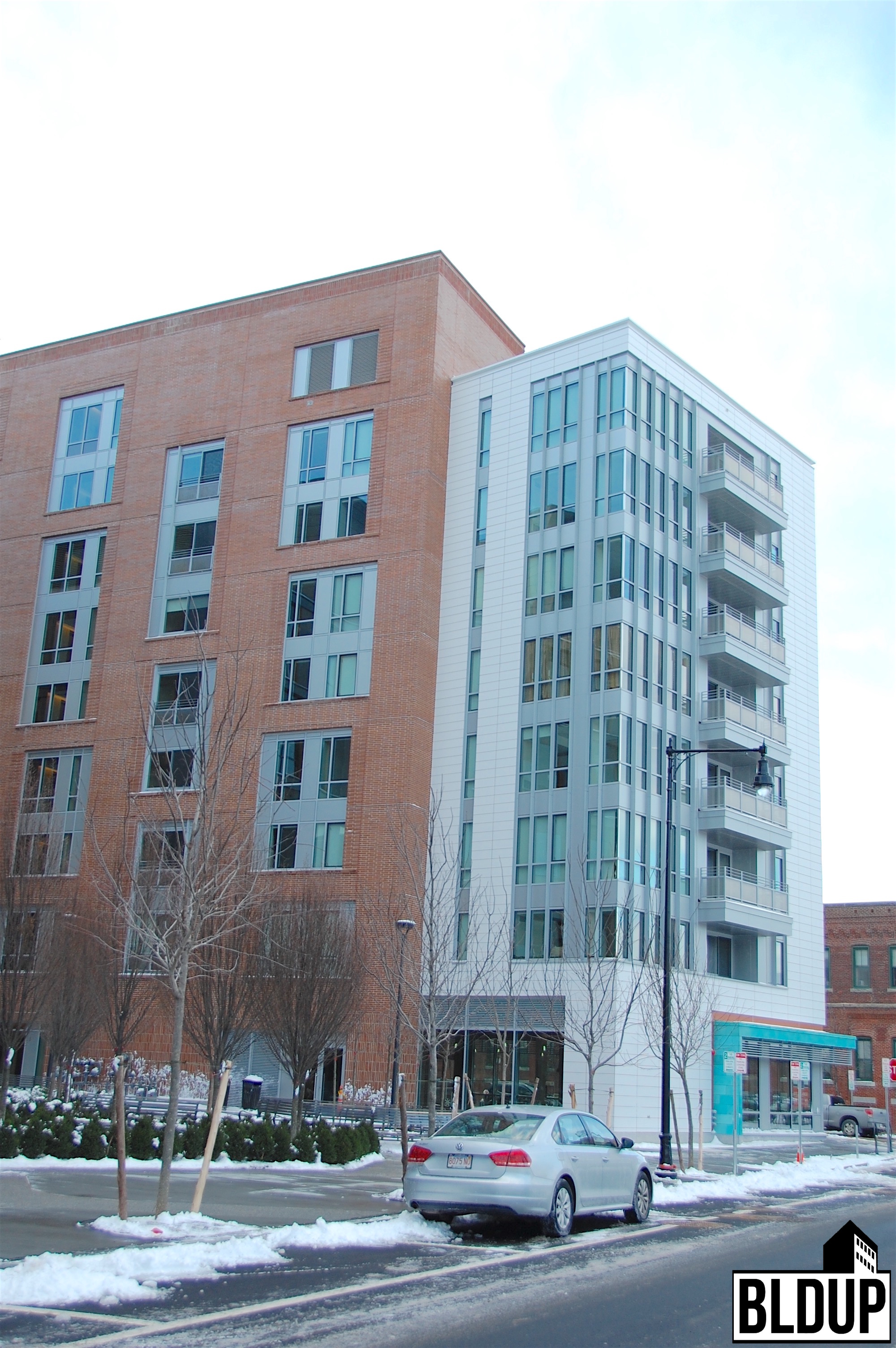 Vivo apartments 270 third street binney street kendall square residential units cambridge cambma gilbane building company construction alexandria real estate equities portfolio developer dimella shaffer architect wsp group engineer 5