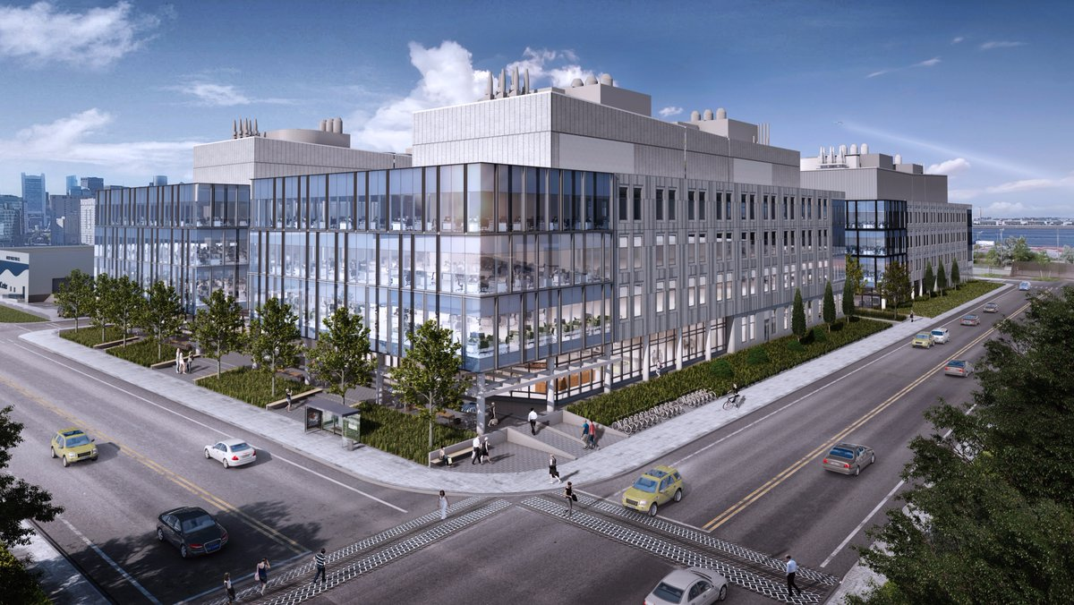Innovation square 6 tide street seaport district boston office lab space for lease