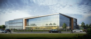 Two wells avenue newton office space expansion modernization equity industrial partners development project spagnolo gisness associates architectural rendering