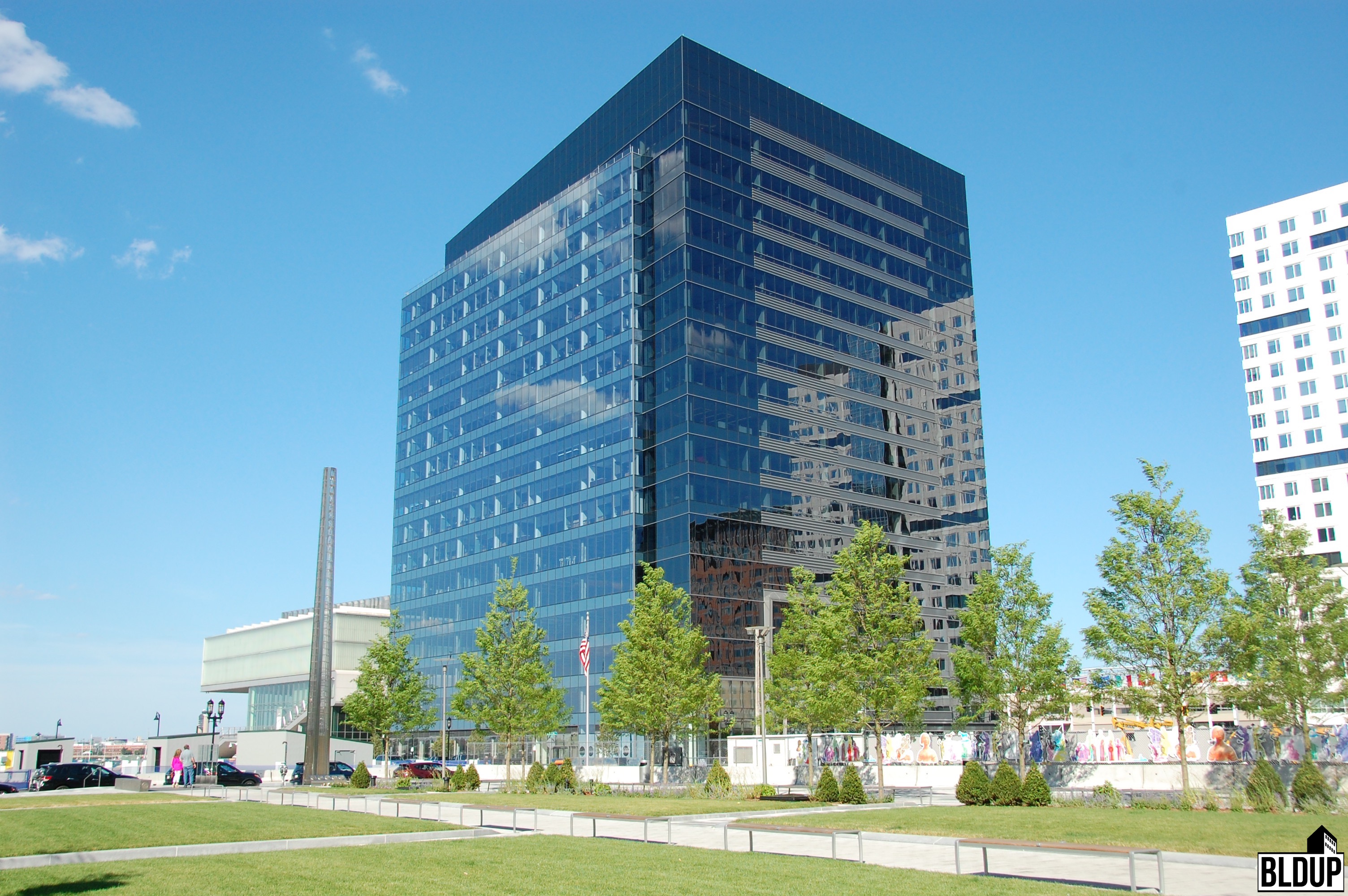 100 northern avenue seaport district south boston waterfront office retail development fallon company fan pier turner construction