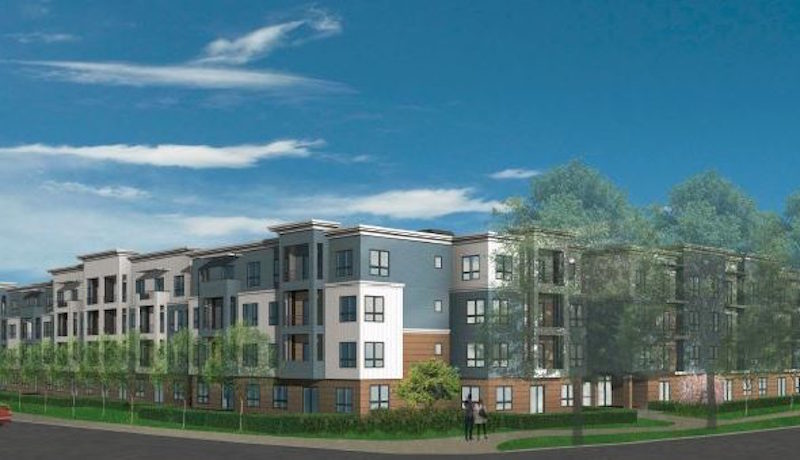 1235 vfw parkway residential development west roxbury boston apartments sovad llc ea fish khalsa design
