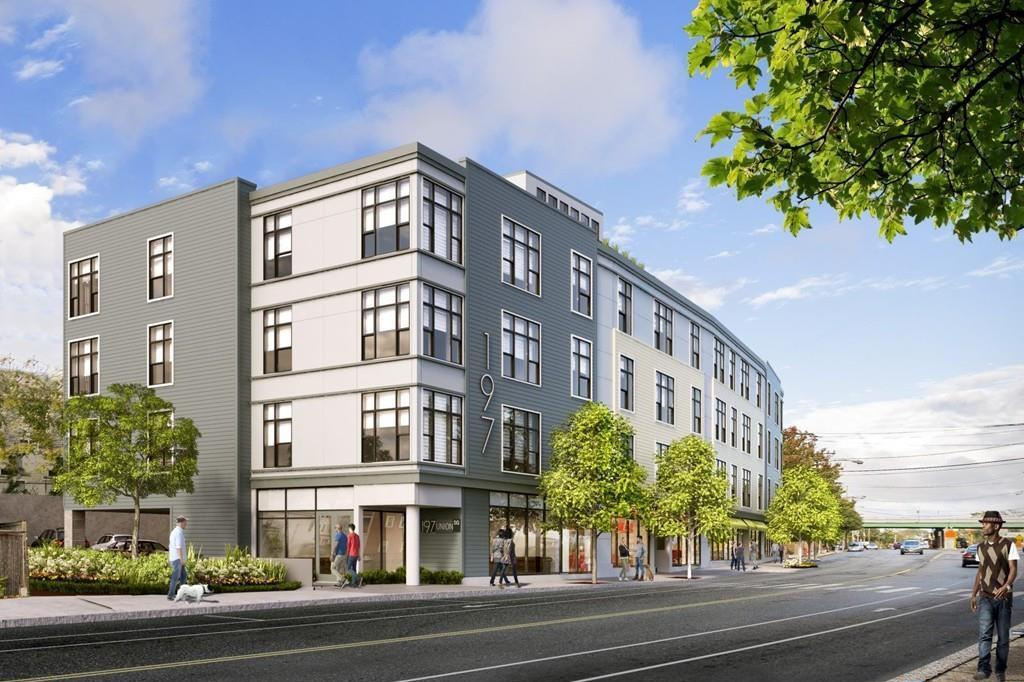 197 union square washington street new condominium retail development nu cafe cathartes private investments embarc studio architecture dellbrook jks construction