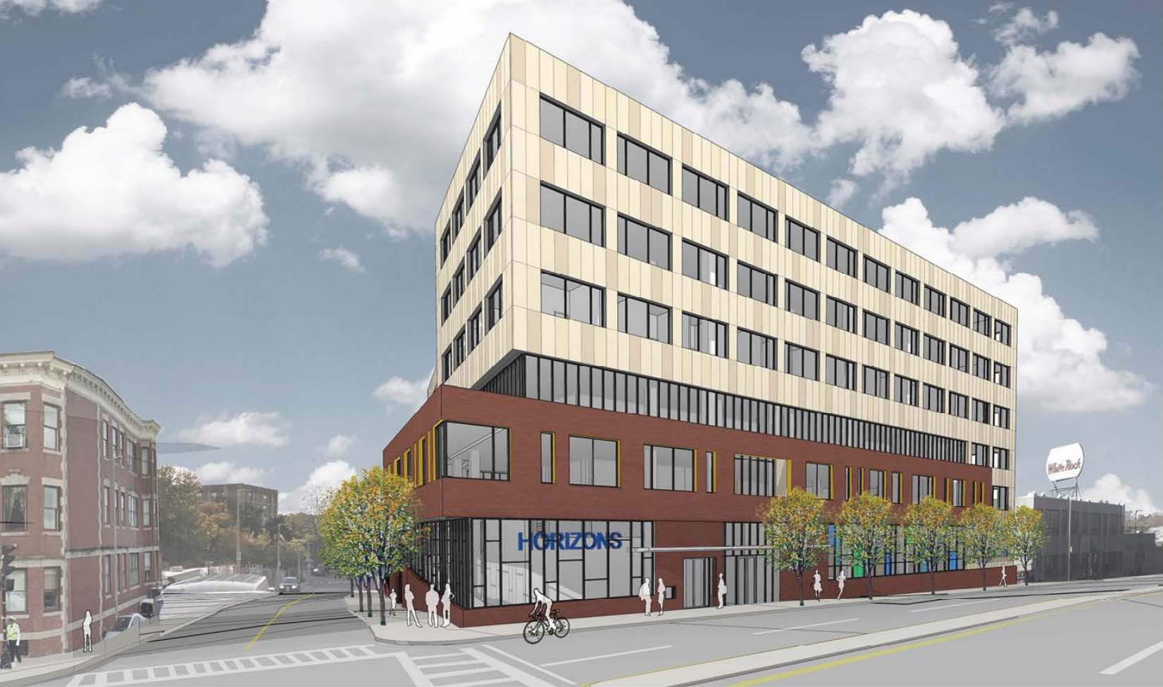1785 columbus avenue office retail development roxbury watermark development