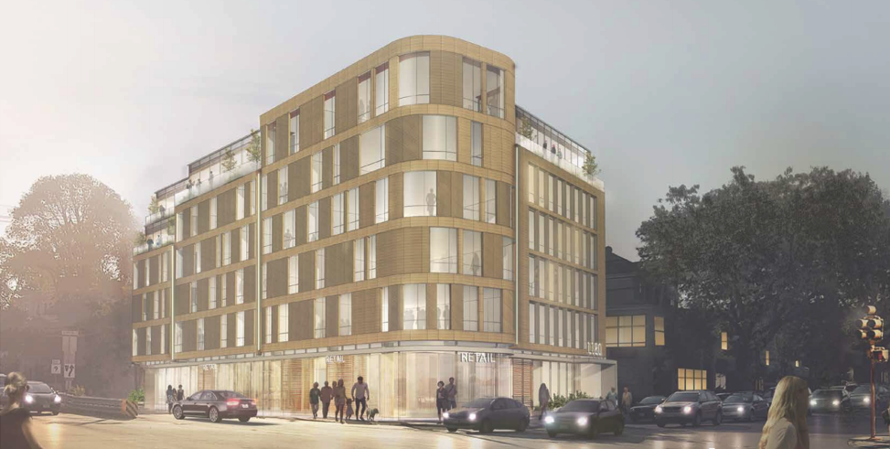 1180 boylston street proposed brookline