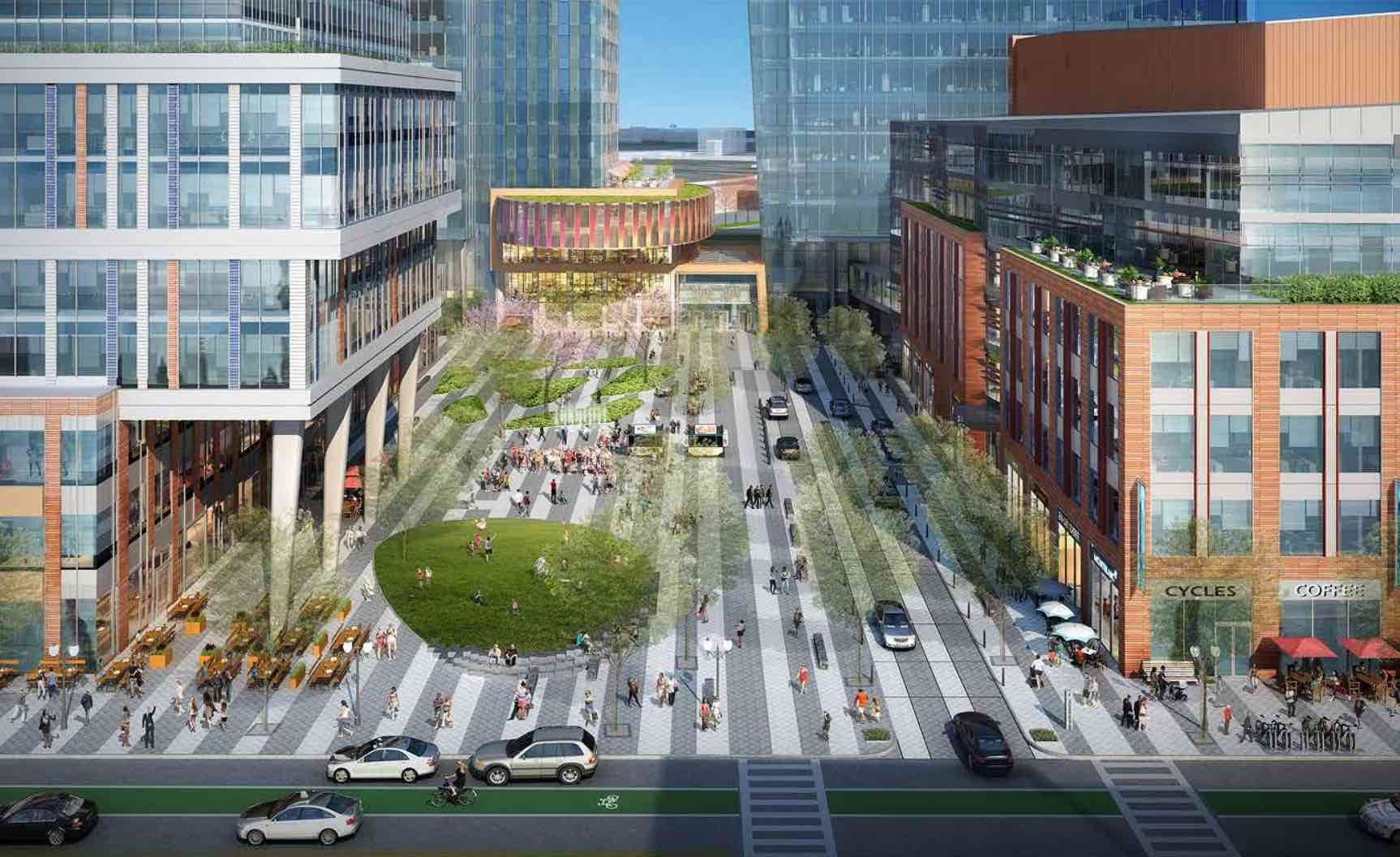 Exchange south end boston flower exchange commercial office lab research retail development the abbey group
