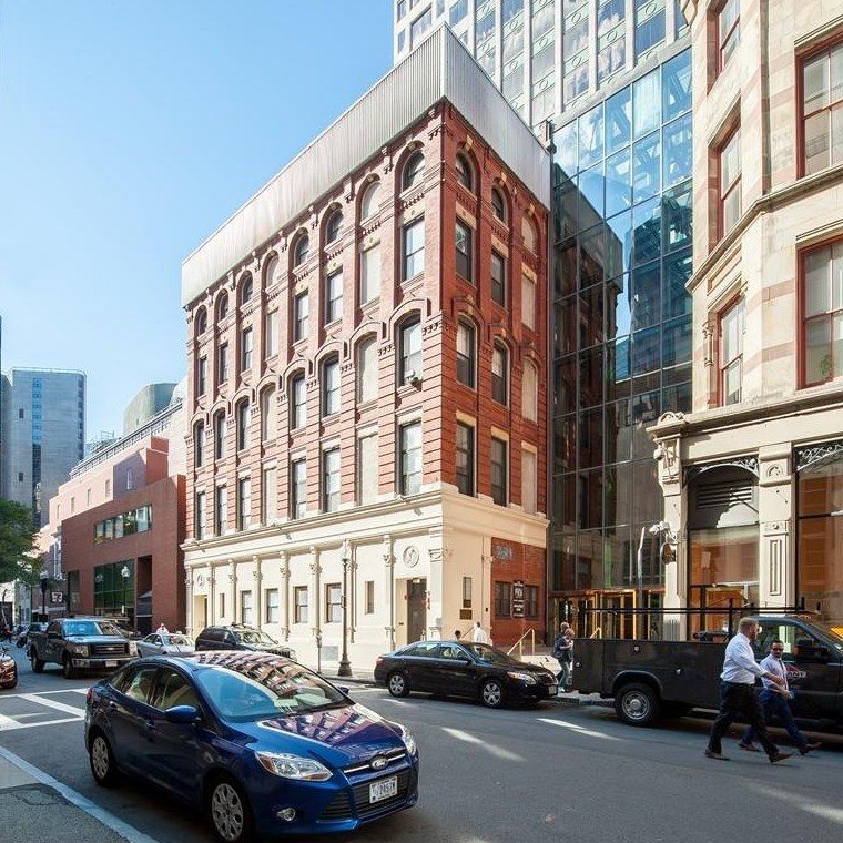 Studio Apartments In Boston: 103 Arch Street