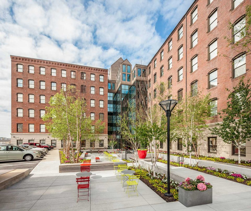 Tower point 27 43 wormwood street fort point boston northwood investors universal investment