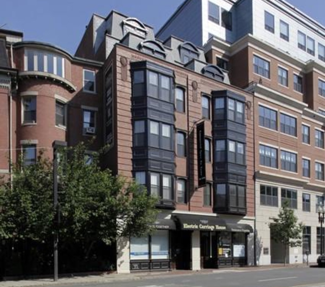 321 columbus avenue electric carriage house south end boston office space