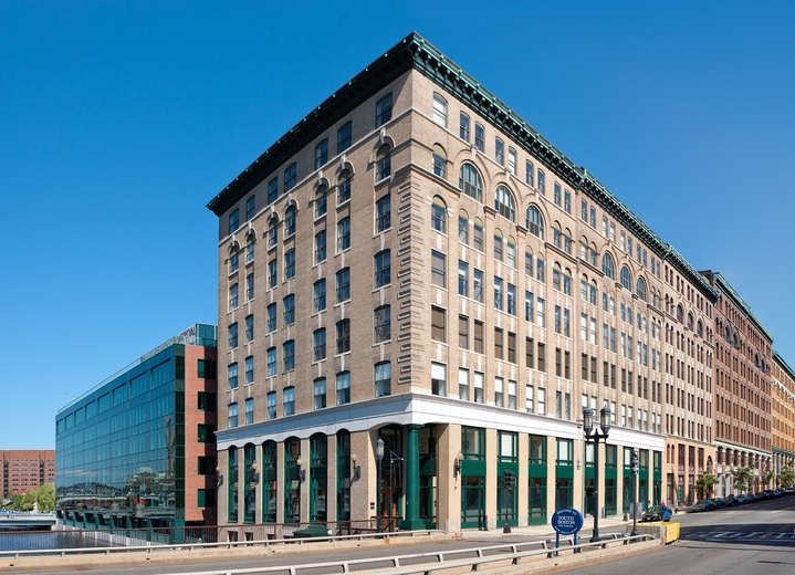 250 summer street fort point channel seaport district boston office building morgan stanley acquisition