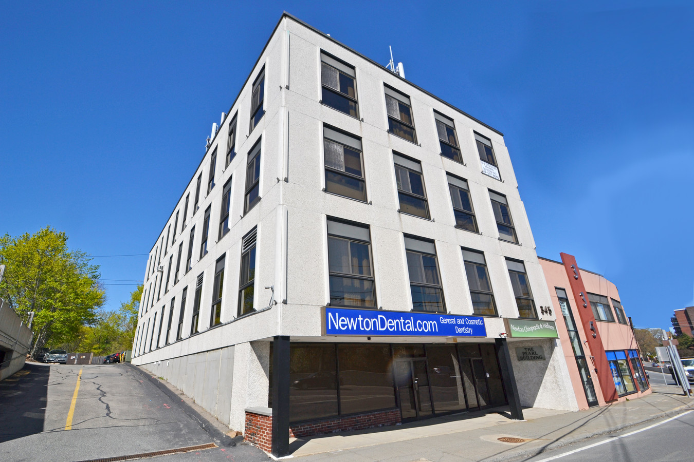 345 boylston street newton ma office retail space city realty group