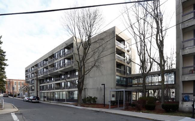 Bldup Daniel F Burns Apartments