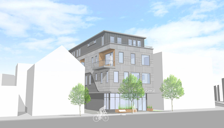 Bldup Site Clear For 105 Washington Street In Somerville