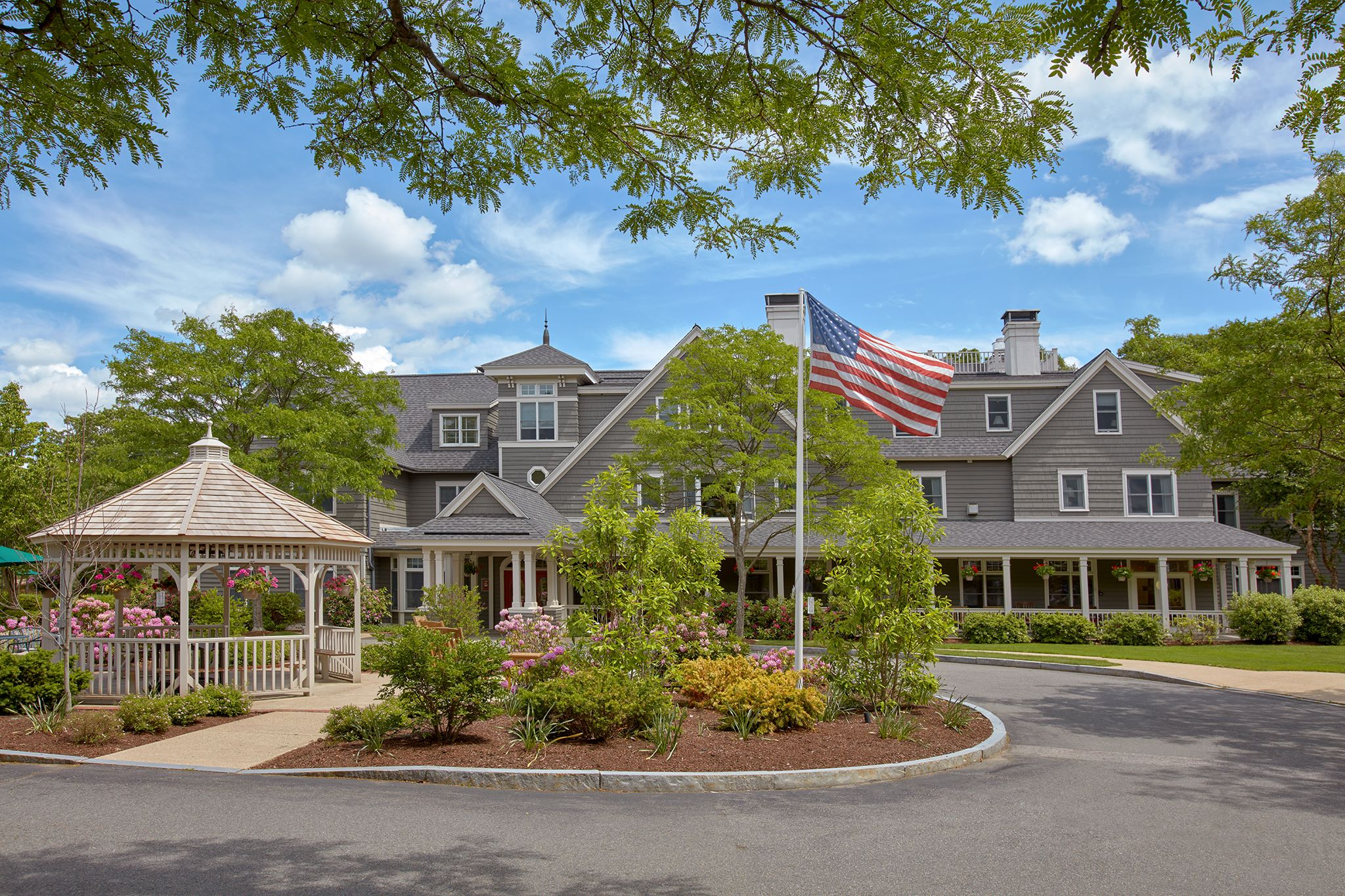 Goddard house assisted living brookline ma