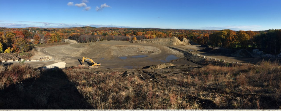 Massachusetts advances best practices in soil reuse and reclamation w l french excavating corporation north billerica ma