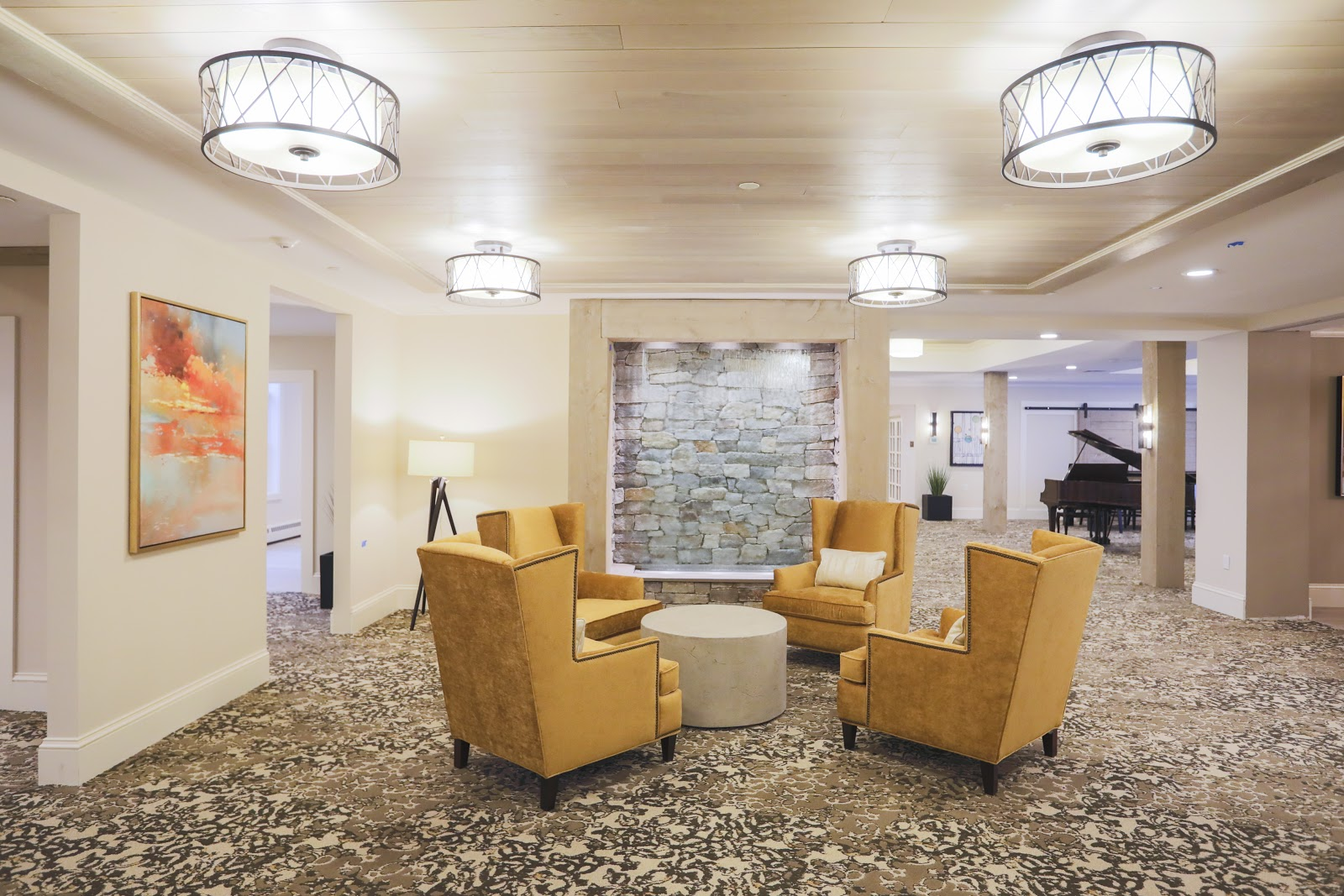 The art of the occupied renovation senior living south coast improvement company