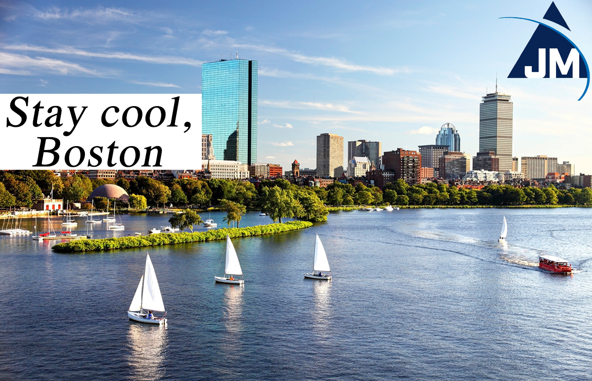 Stay cool boston