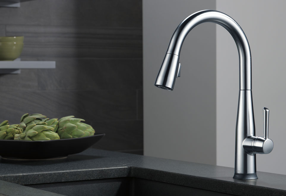 How to pick kitchen faucet