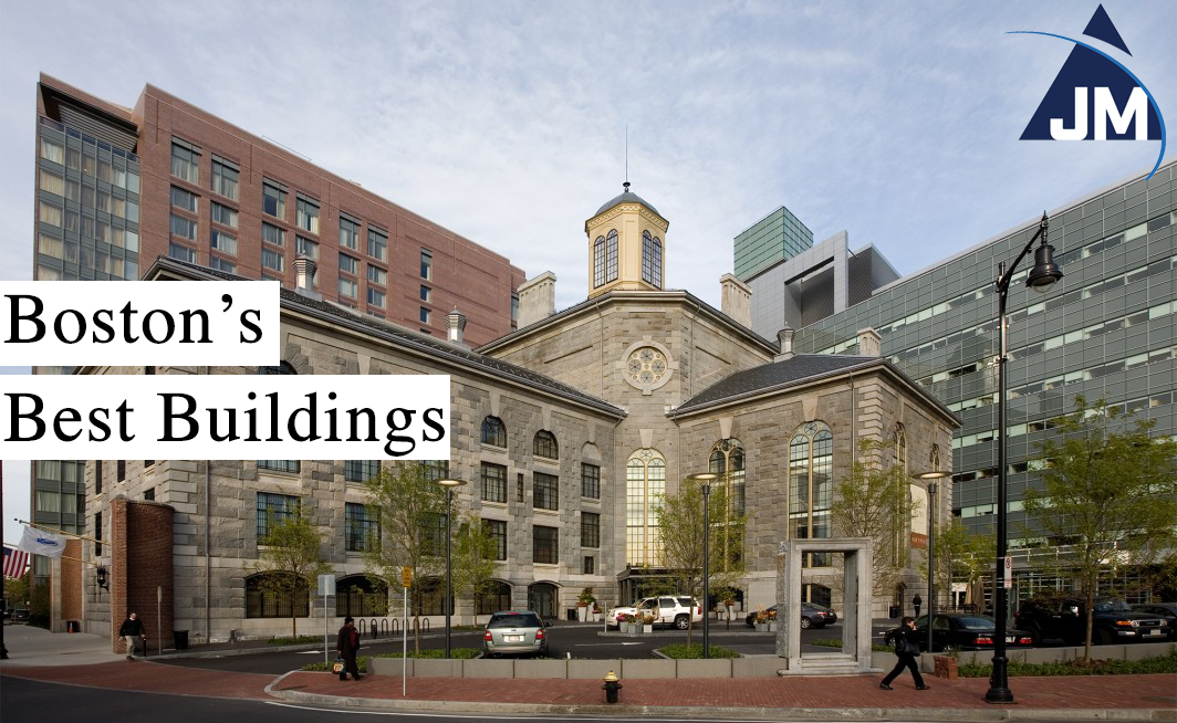 Liberty hotel boston's best buildings