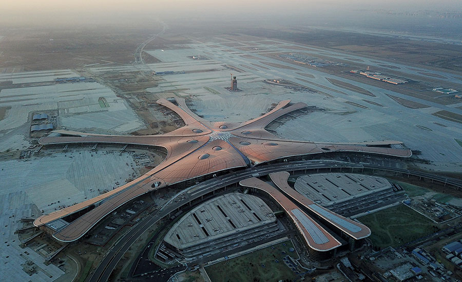 1907 future of airports beijing daxing international airport china zaha hadid architects 01