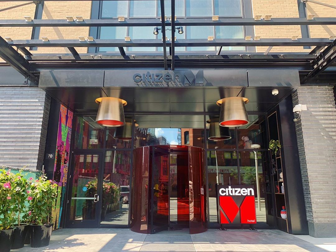 citizen m hotel