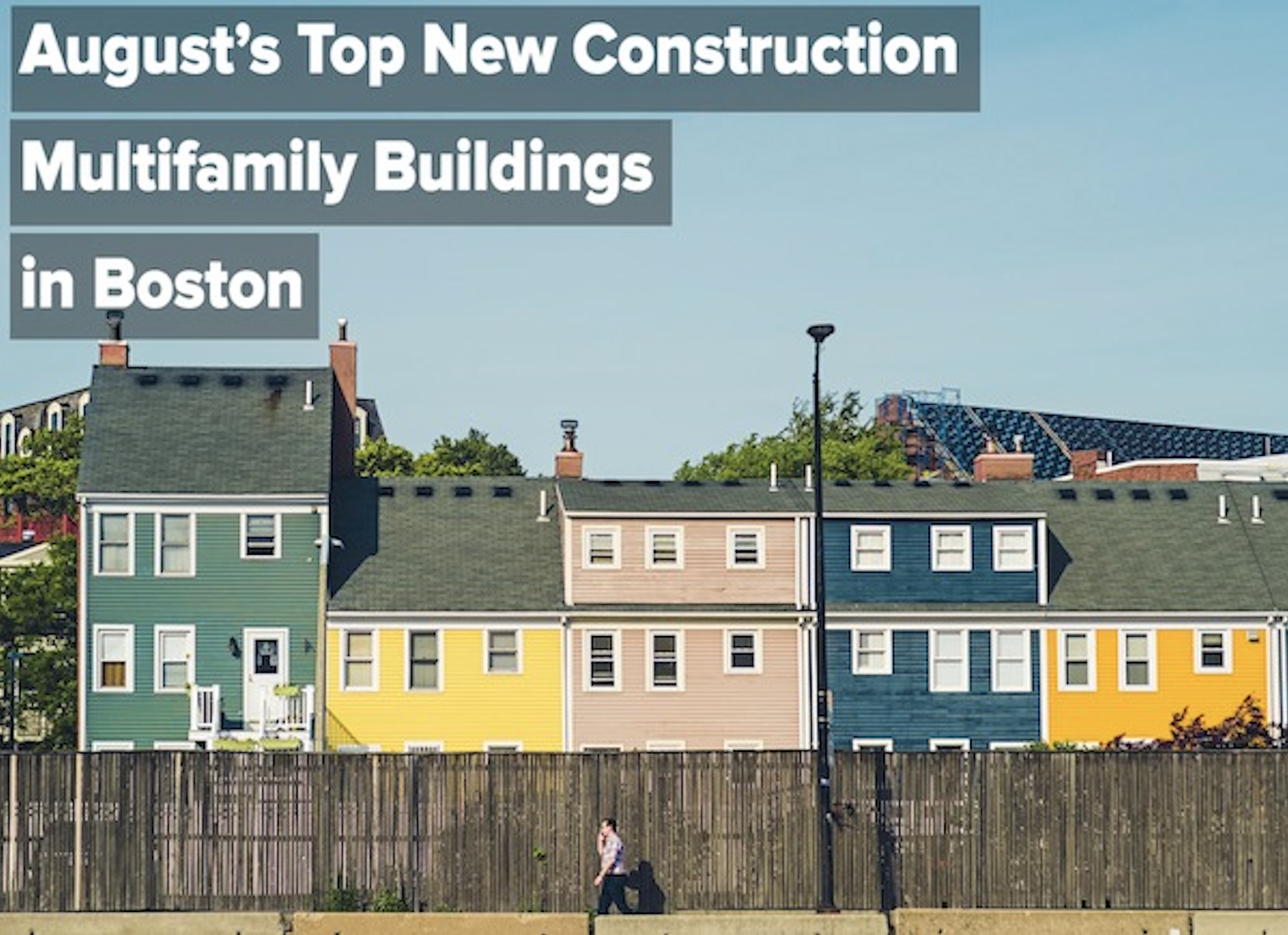 August 2019 Top New Multifamily