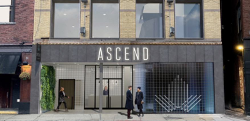 Ascend Wellness Friend Street