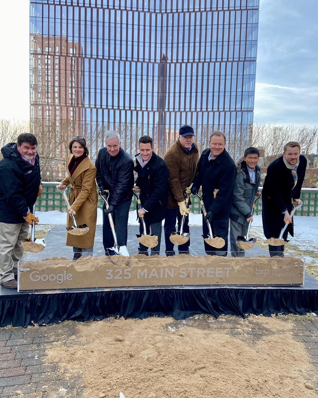 kendall square ground breaking