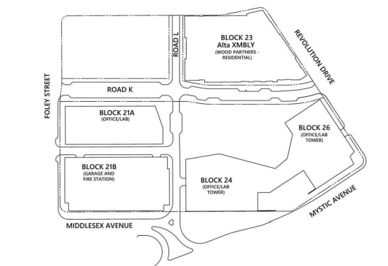 updated site plan xmbly