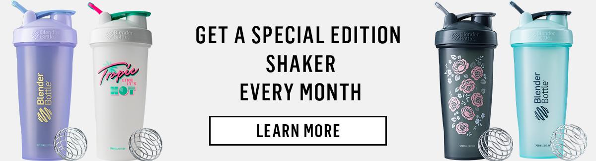 Banana Spice Protein Shake | BlenderBottle® Recipes