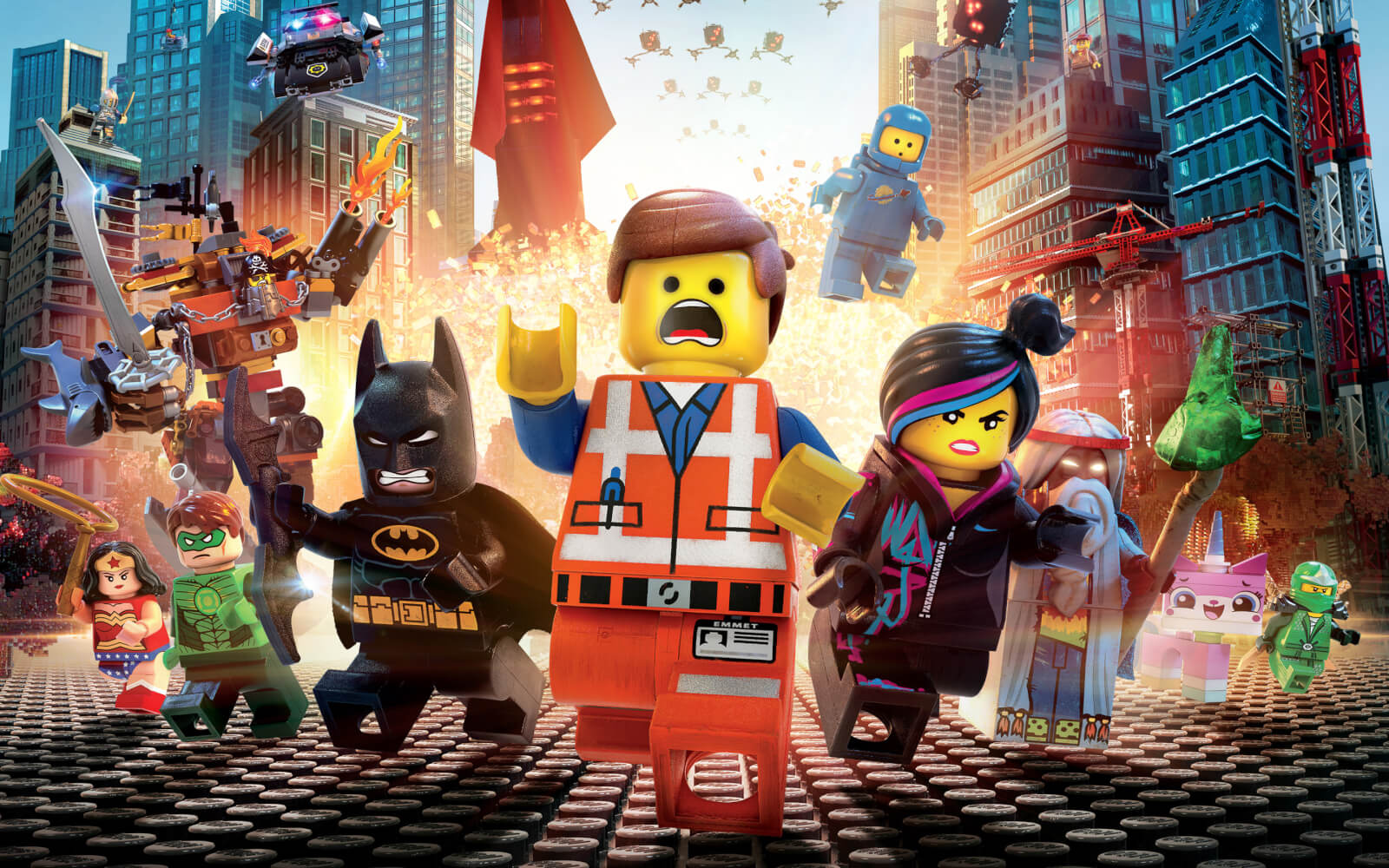 The Lego Movie (2014) - Kabbalah