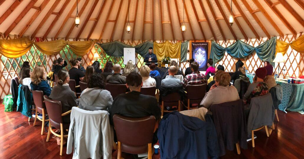 Kabbalah Retreat near Seattle, Wa - Mystery School Kabbalah