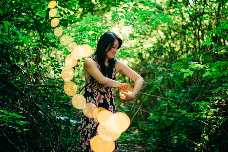 Chiyona Indriya - Wielding the Light - Modern Mystery School