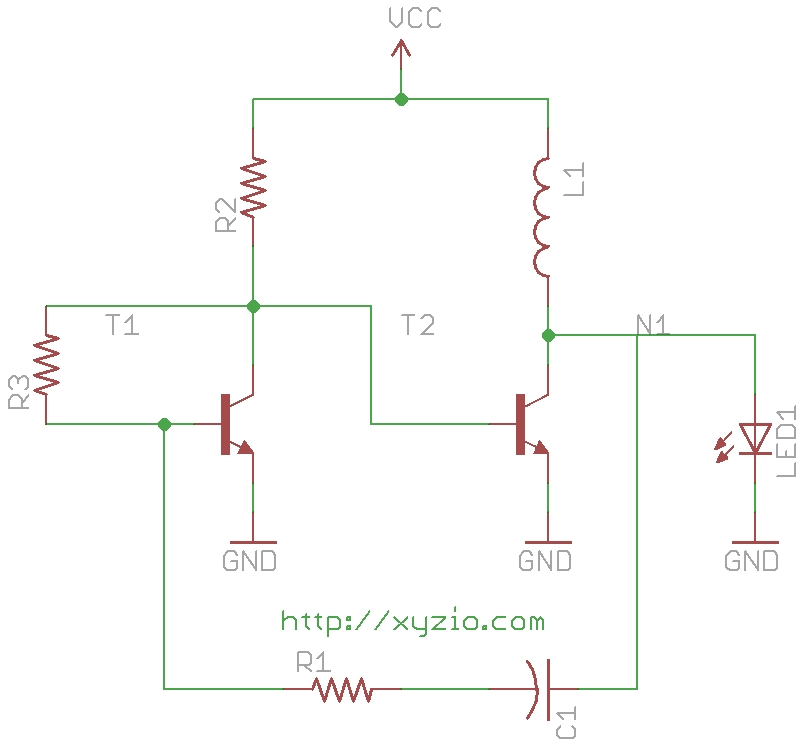 How A Joule Thief Works Xyzio