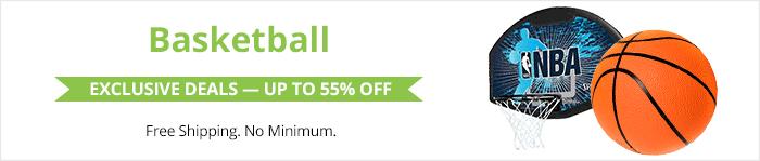 Exclusive deals up to 55% off