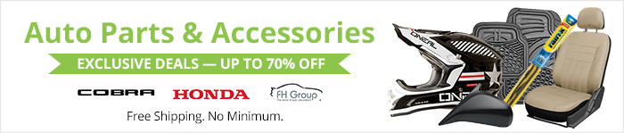 Exclusive deals up to 80% off  auto parts & accessories