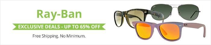 Exclusive deals up to 65% off