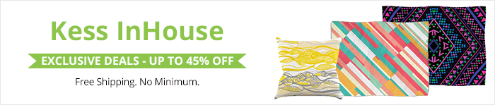 Up to 45% off Kess InHouse for Home