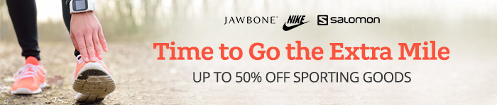 Sporting Goods Sale up to 50% Off