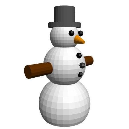 snowman man