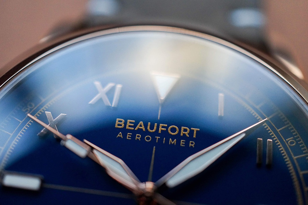 elegant watch beaufort