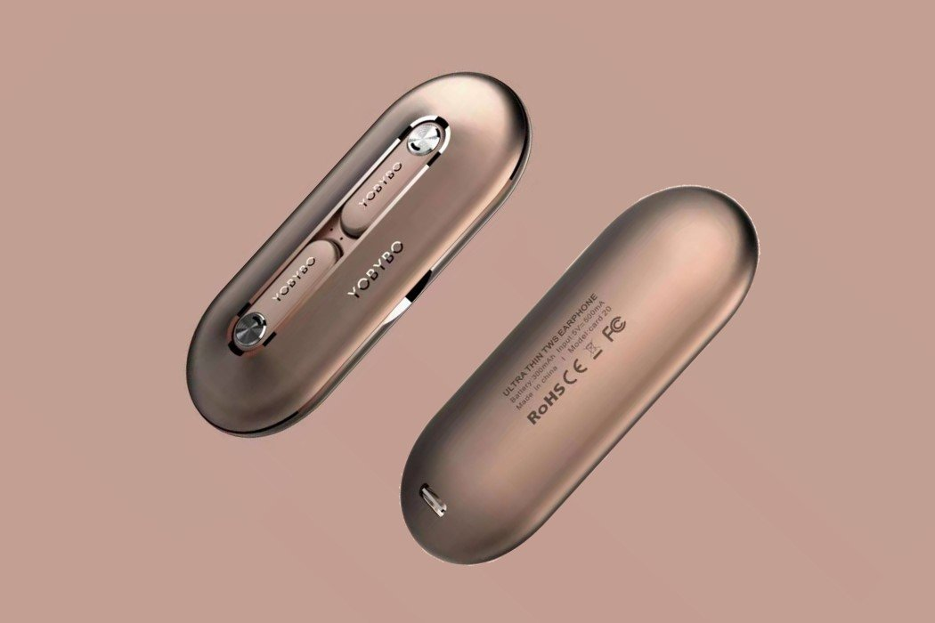 The Slimmest Wireless Earbuds You Can Get Your Hands On 123 Design Blog